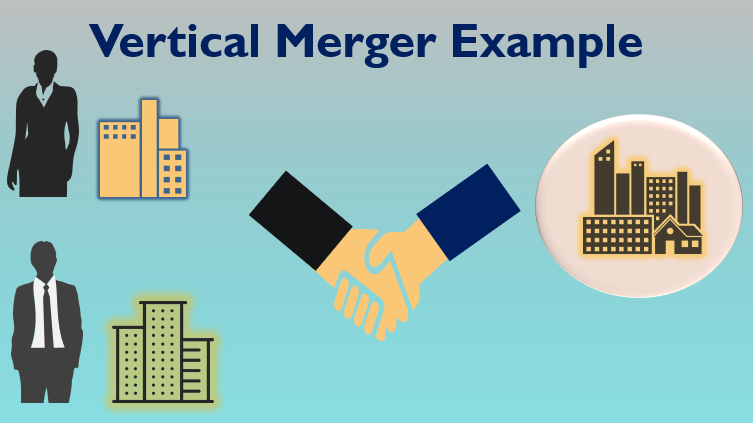 Vertical Merger Example -img