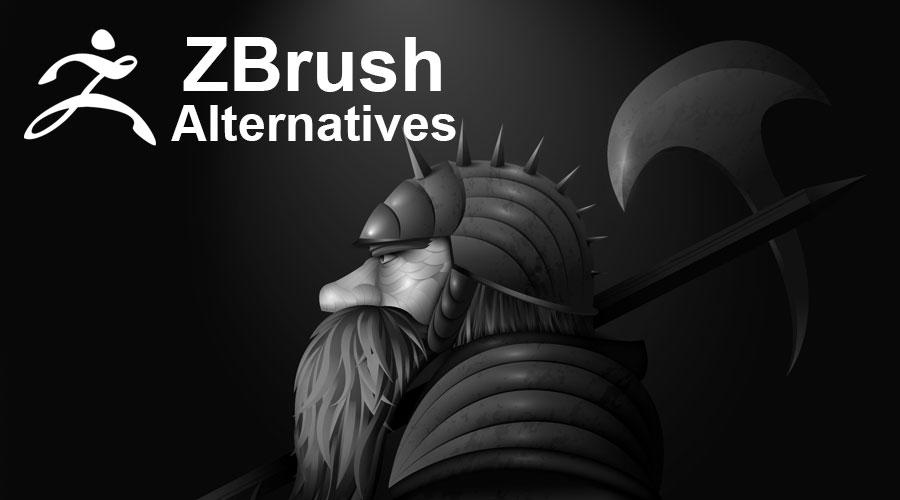 ZBrush-Alternatives