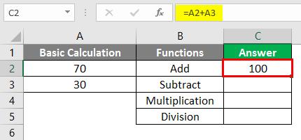 basic calculation 3