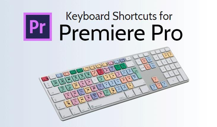 keyboard ShortCut preimue pro