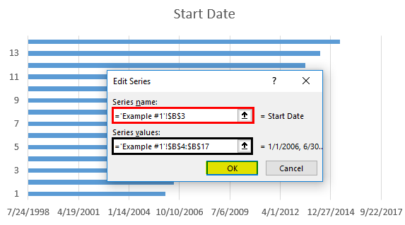 roadmap template in excel 1-5