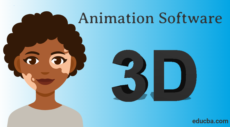 3 D Animation Software