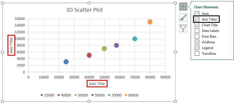 3d Scatter Axis Title