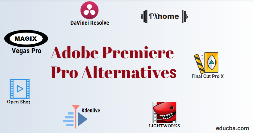 Adobe Premiere Pro Alternatives