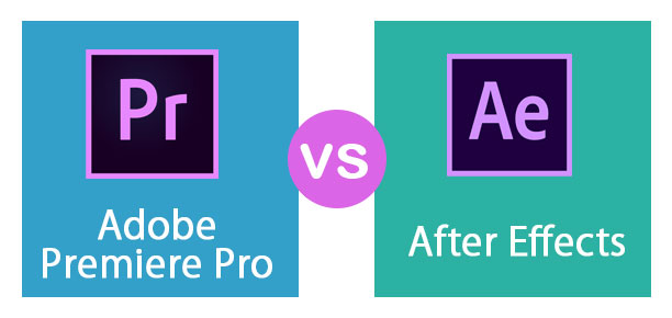 Adobe Premiere Pro vs After Effects