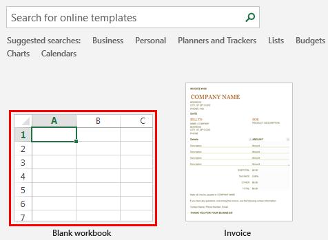 Blank Workbook 1