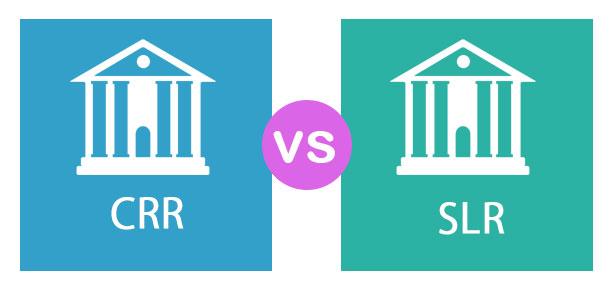 CRR vs SLR