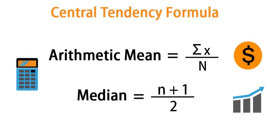 Central Tendency Formula