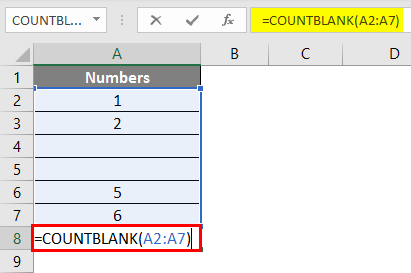Countblank 1-1
