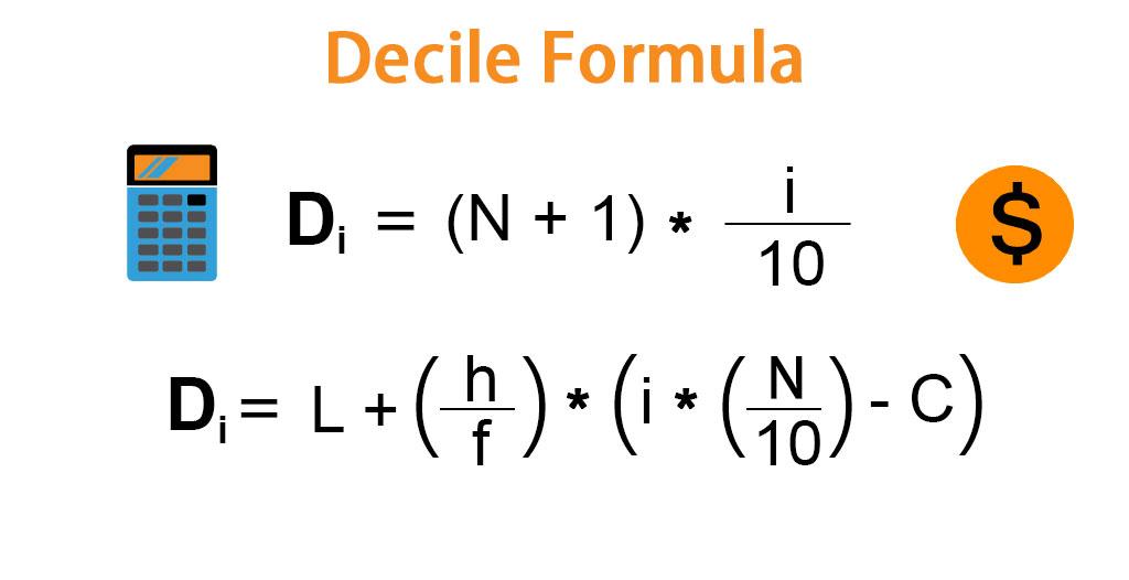 Decile Formula