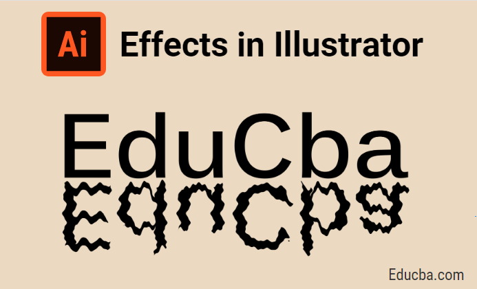 Effrct in Illustrator