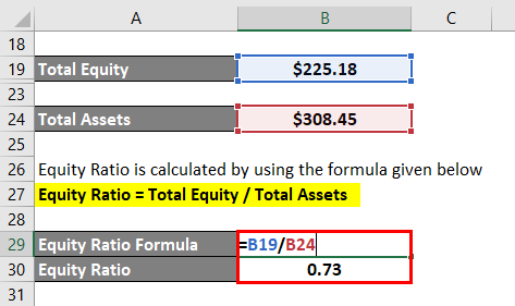 Equity Ratio Formula-2.4