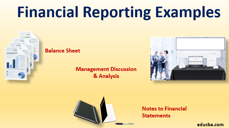 Financial Reporting Examples