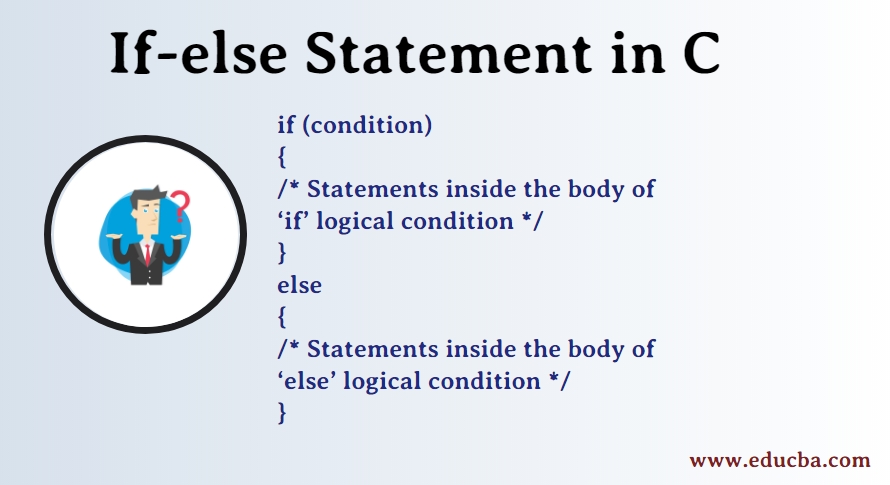 If-else Statement in C