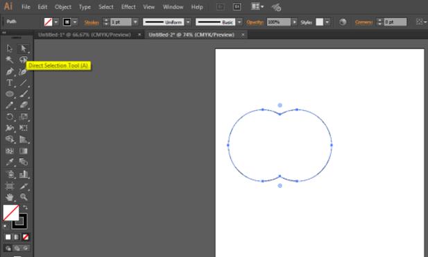 Steps 8 logo design in illustrator