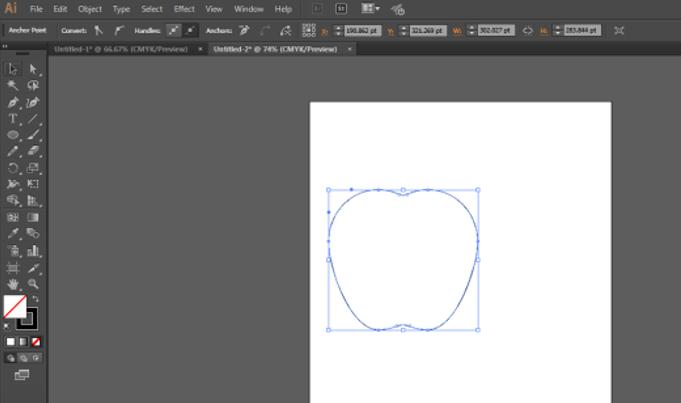 Steps 9 logo design in illustrator