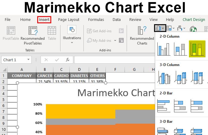 Marimekko-Chart-Excel