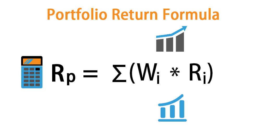 calculating investment portfolio return