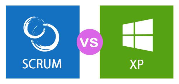 SCRUM-vs-XP