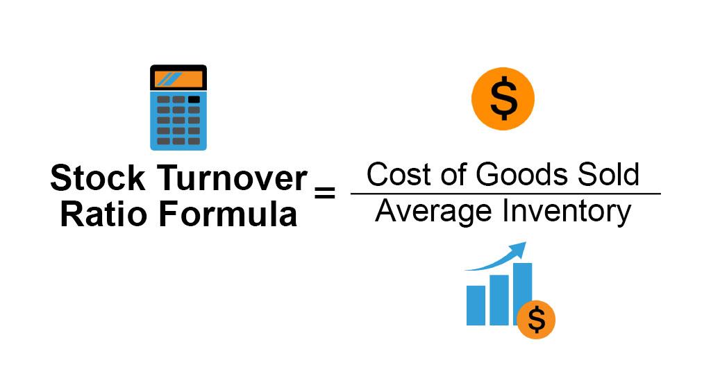 Stock Turnover Ratio Formula
