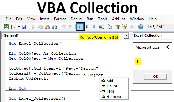 VBA Collection