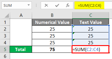 VLOOKUP For Text 1-4