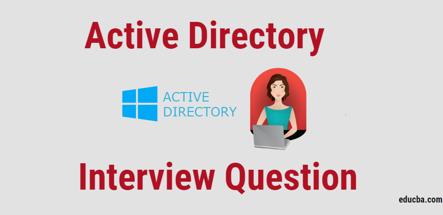 active directory interview question