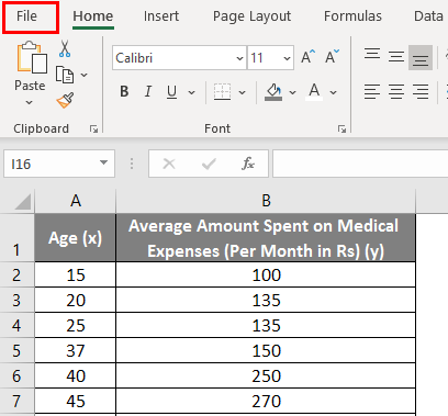 Analysis ToolPak Add-In method 2-2