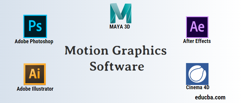 motion graphics software