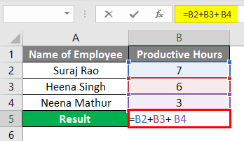 NULL in Excel 1-4