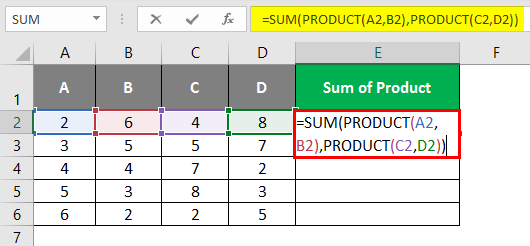 product example 4-3