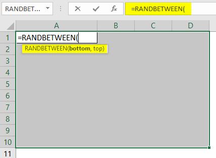 DATEVALUE to Generate Random Date 4-1
