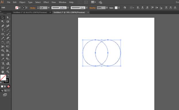 step 6 logo design in illustrator