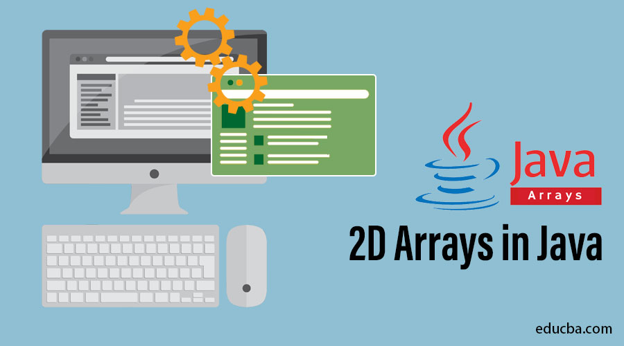 2D Arrays in Java