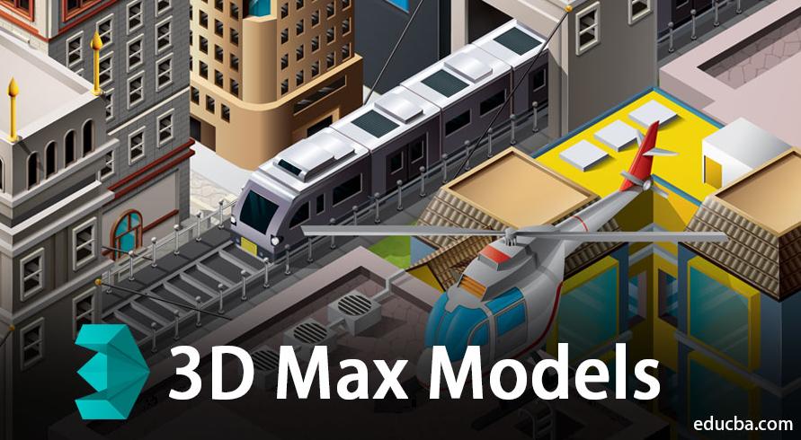 3d max model main image