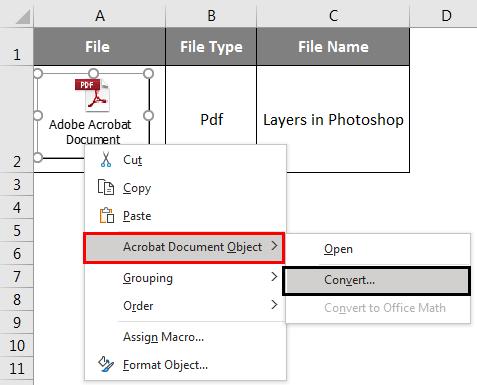 PDF Object