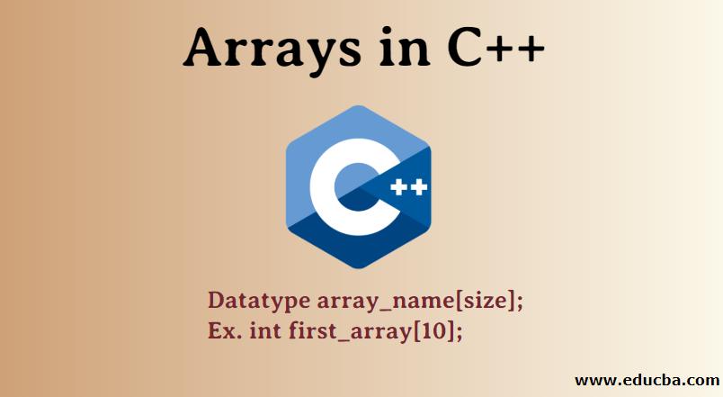 Arrays in C++