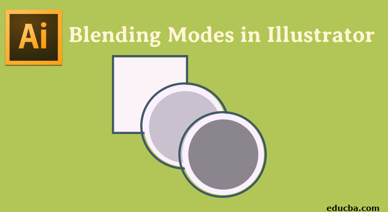 Blending Modes in Illustrator