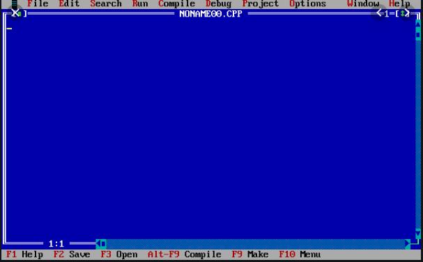 Borland Turbo C