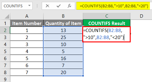 Value lie between Two Numbers 3-1