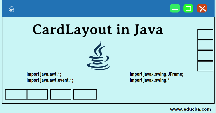 CardLayout in Java