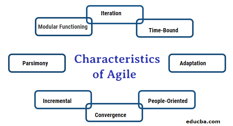 Characteristics of the Agile Development Method