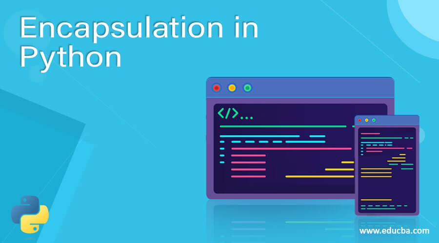 Encapsulation in Python