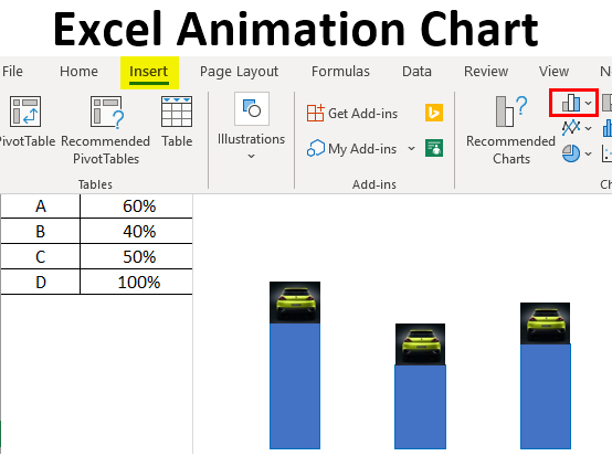 Excel Animation Chart