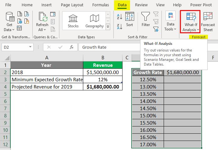 Data Model in Excel 2-7