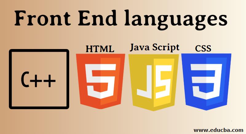 Front End Languages