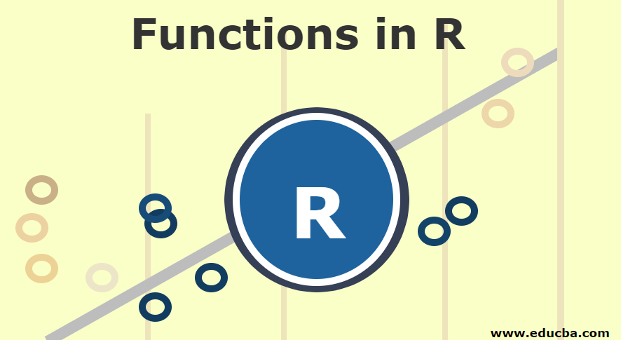 Functions in R | Different Types of Functions in R With