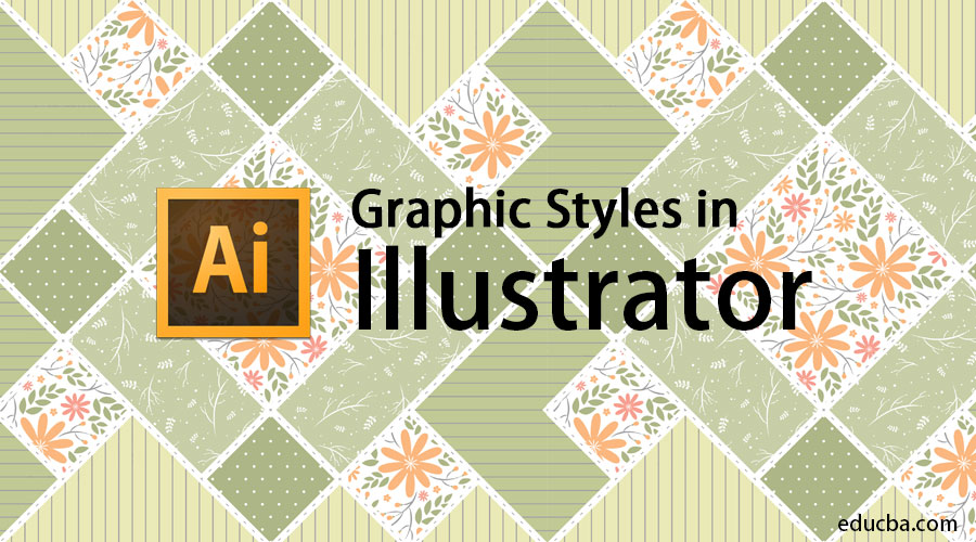 Graphic Styles in Illustrator