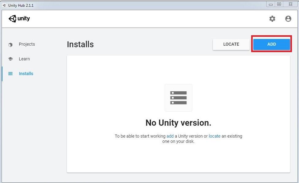 Install Unity 4