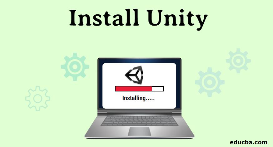 Install Unity